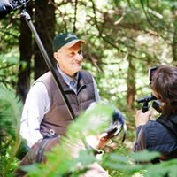 """Mark Welther, President & CEO, RFFI, on camera in """"Ice On Fire"""""""